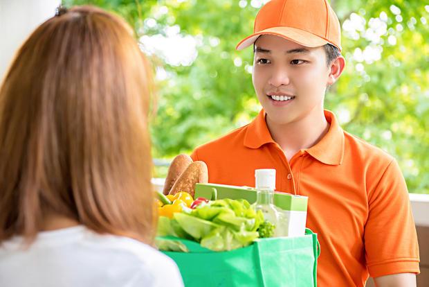 online grocery shops
