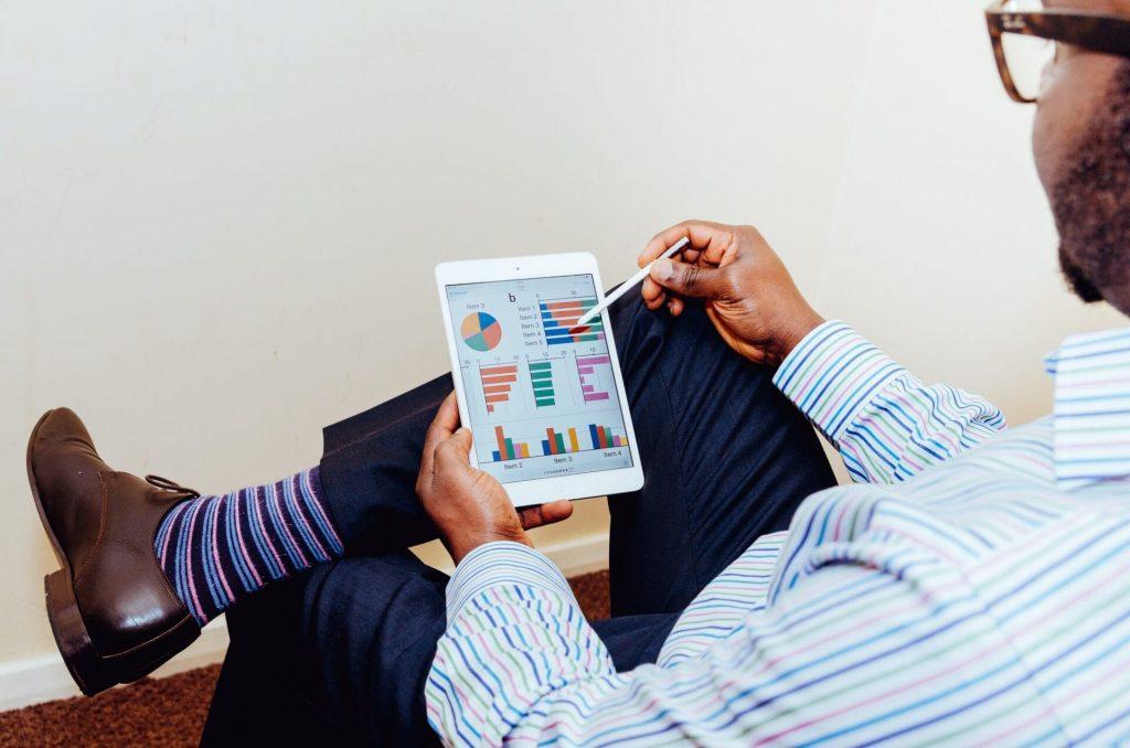 item data the executives